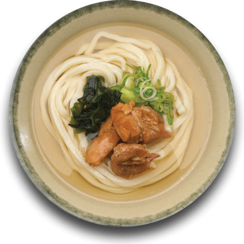 Teriyaki Chicken Udon